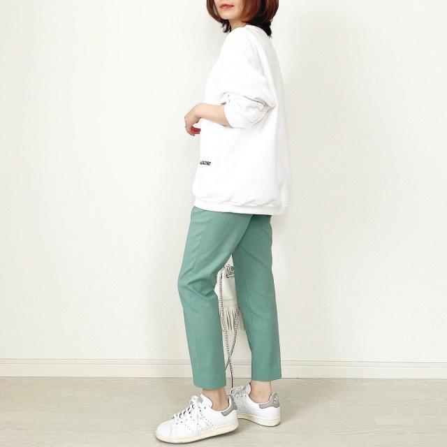 この春、きれい色を楽しむなら「カラーパンツ」がマスト! 40代に似合うカラーパンツ総まとめ|アラフォーファッション_1_31