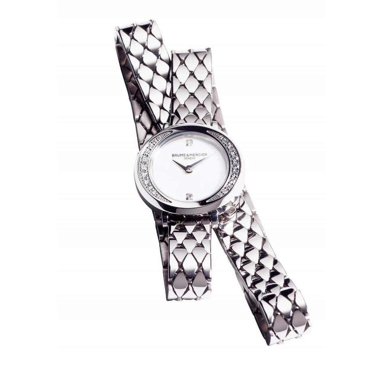 手元のおしゃれが気になる夏こそ!ジュエリーライクな腕時計。_1_1