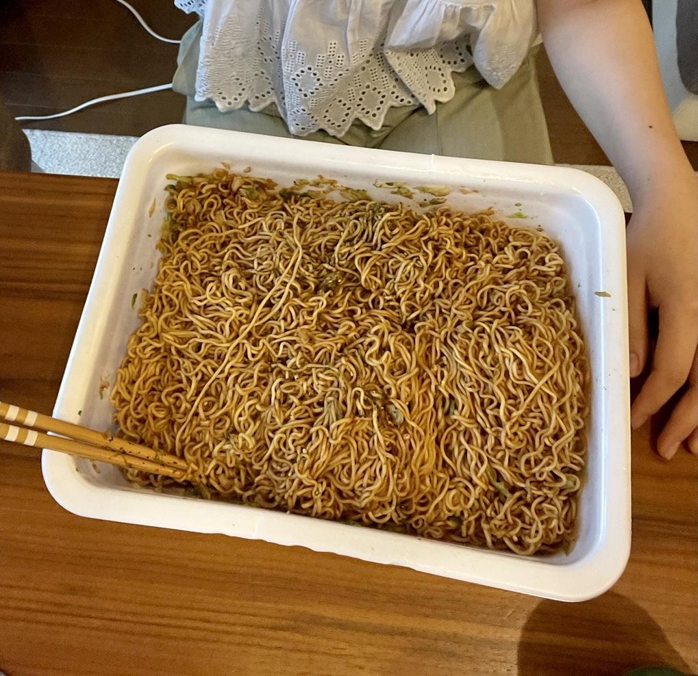 【おうちじかん】大食い企画!ペヤングペタマックス食べてみた!_1_3
