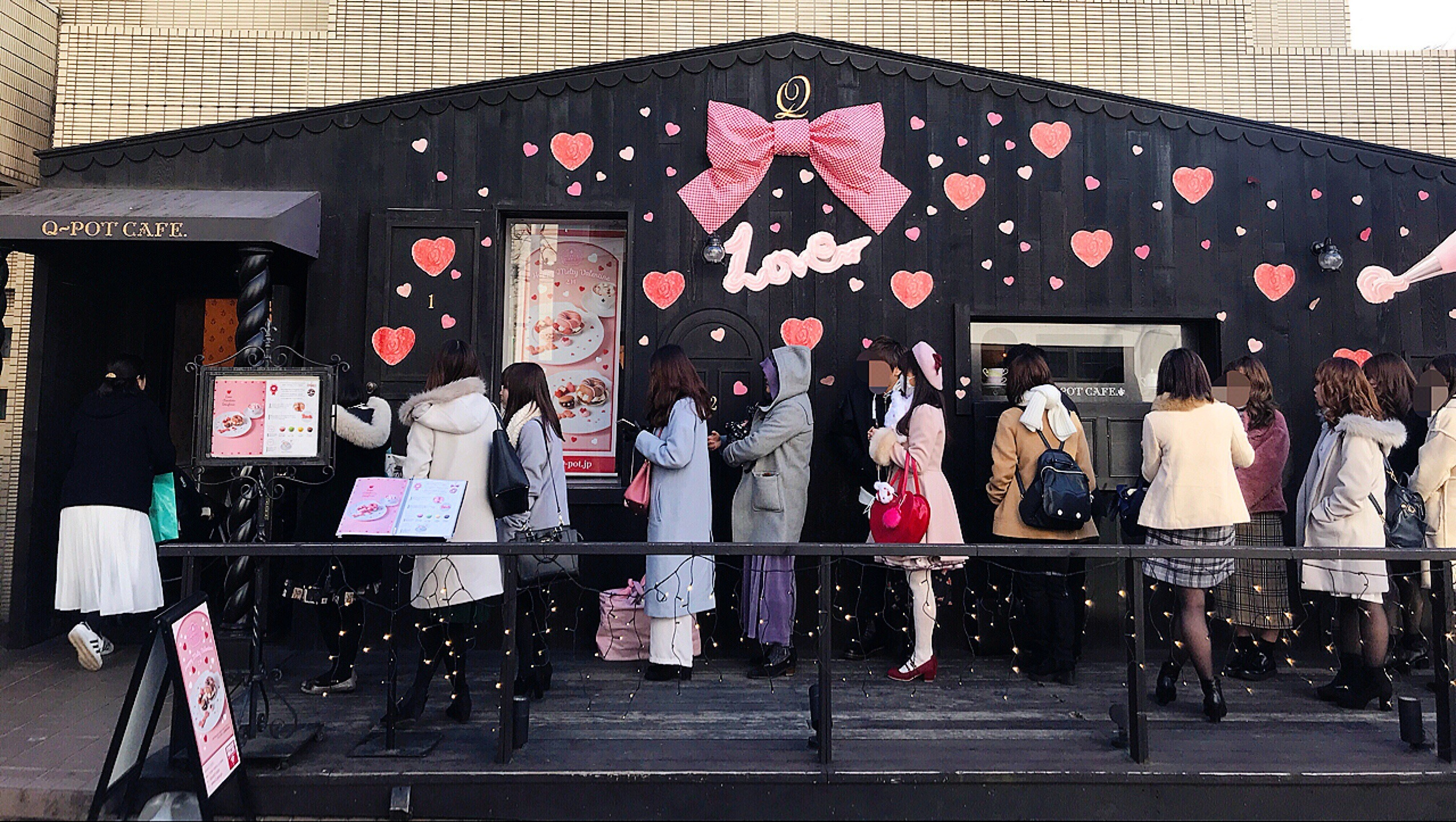 Vol.37♡ 可愛すぎる!Q-pot CAFE.のバレンタイン限定メニュー❤︎_1_1