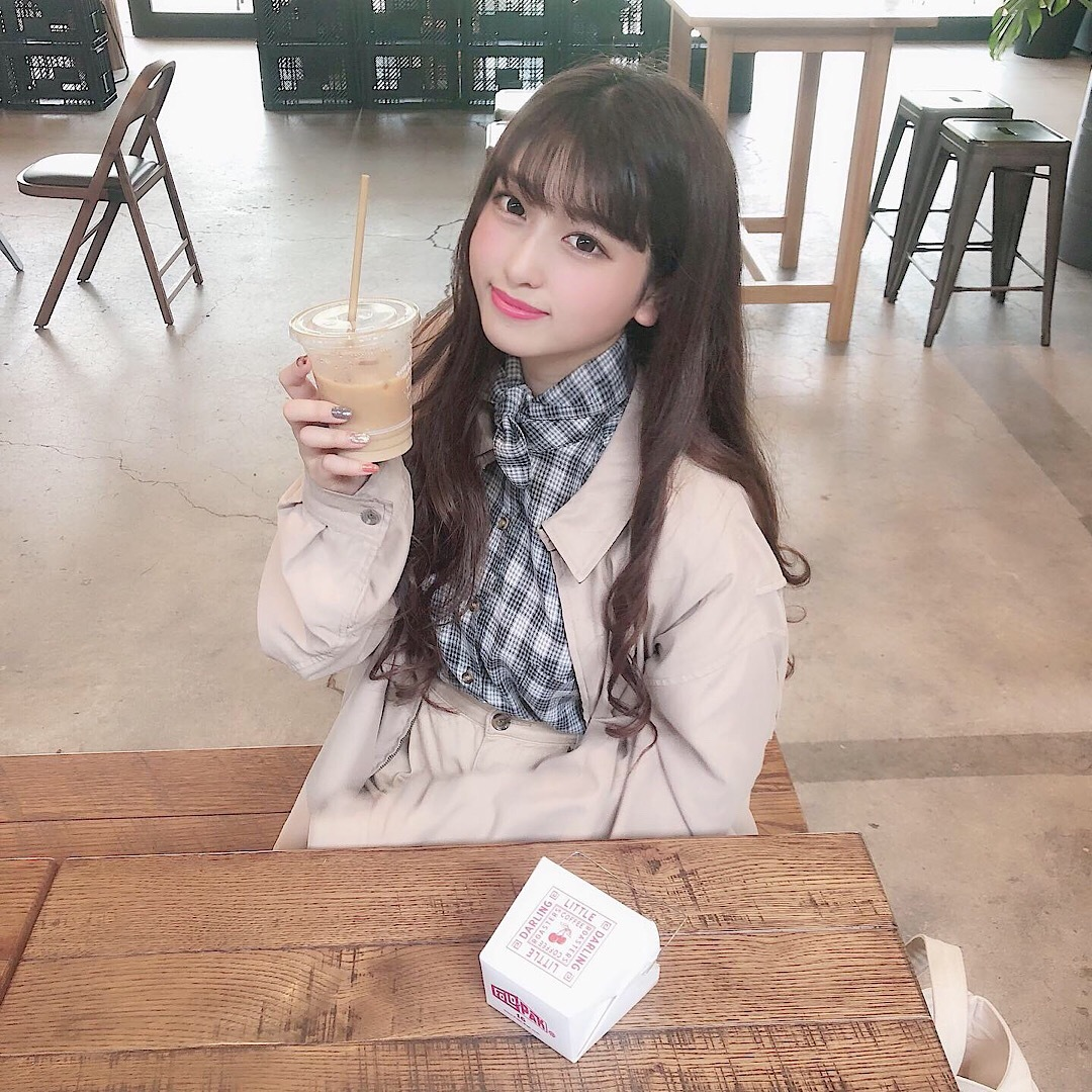 【カフェ巡り】ピクニック気分が味わえちゃう映えカフェ♥_1_7