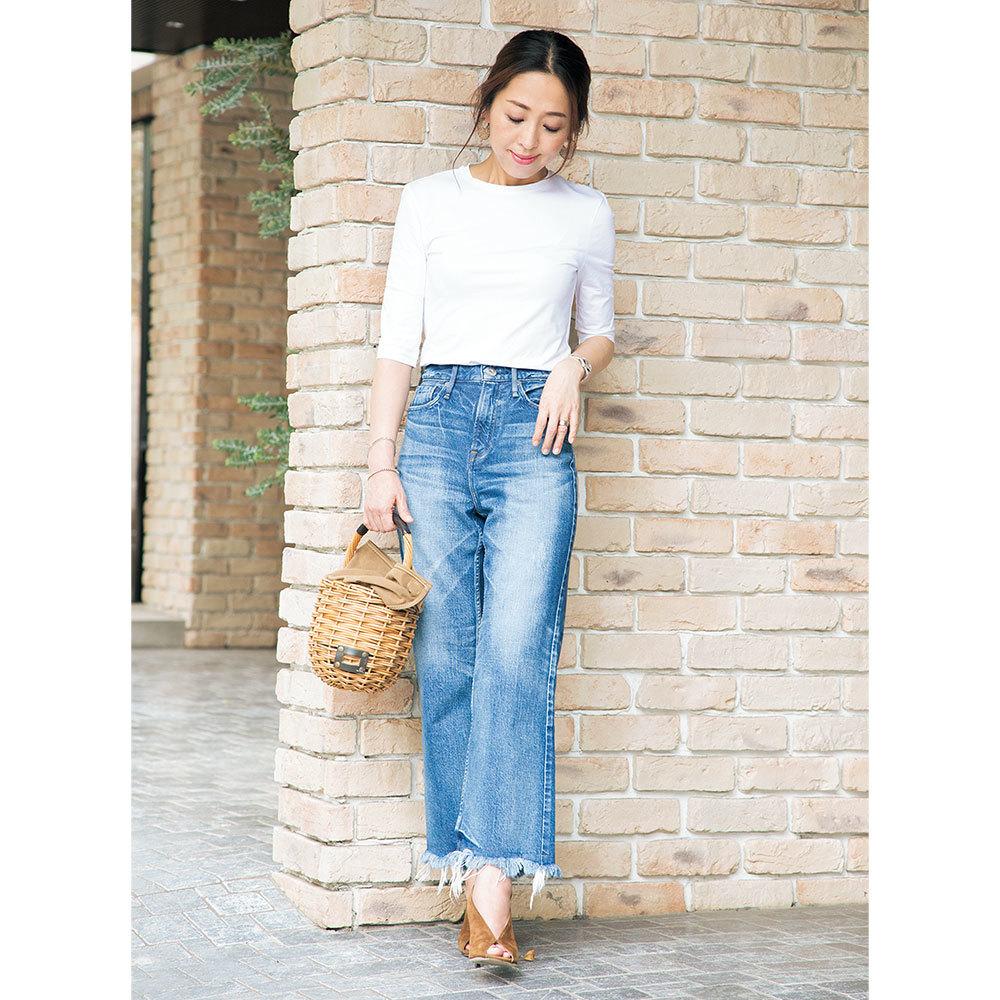 bemiさんの厳選シンプルスタイル【美女組ファッションSNAP】_1_1-2