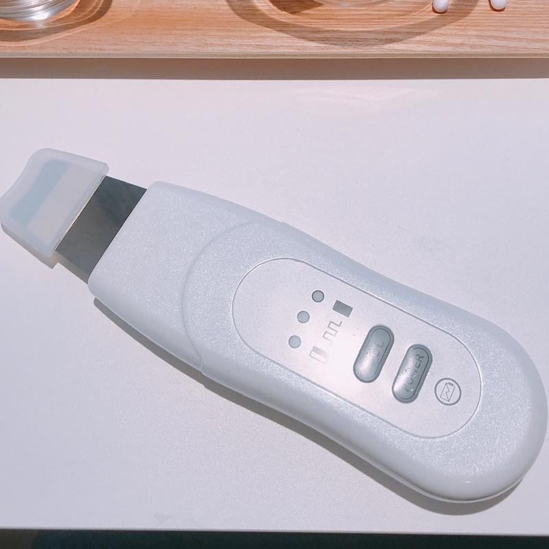 ナリスのサロンでのみ使用される機器