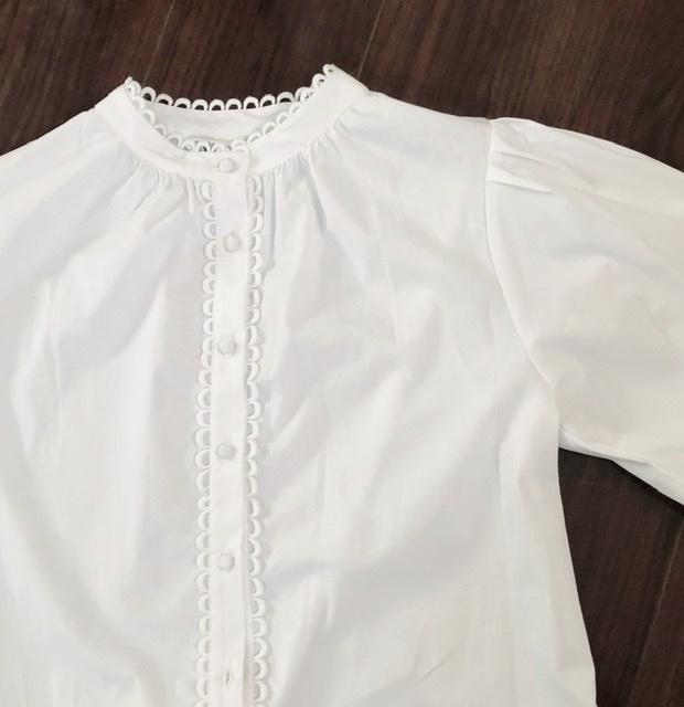 ZARAのシャツで春支度!_1_1