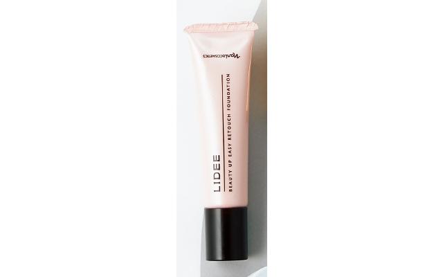 ナリス化粧品のLIDEEイージーリタッチ ファンデーションSPF25・PA++