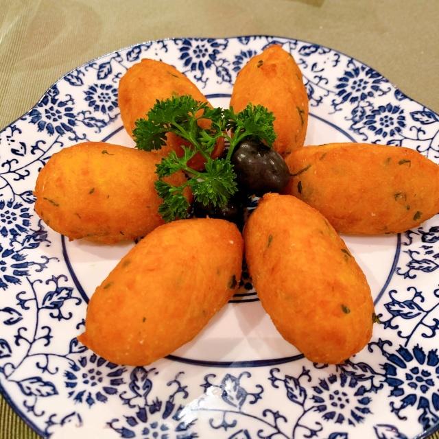 マカオ ポルトガル 料理 バカリャウ