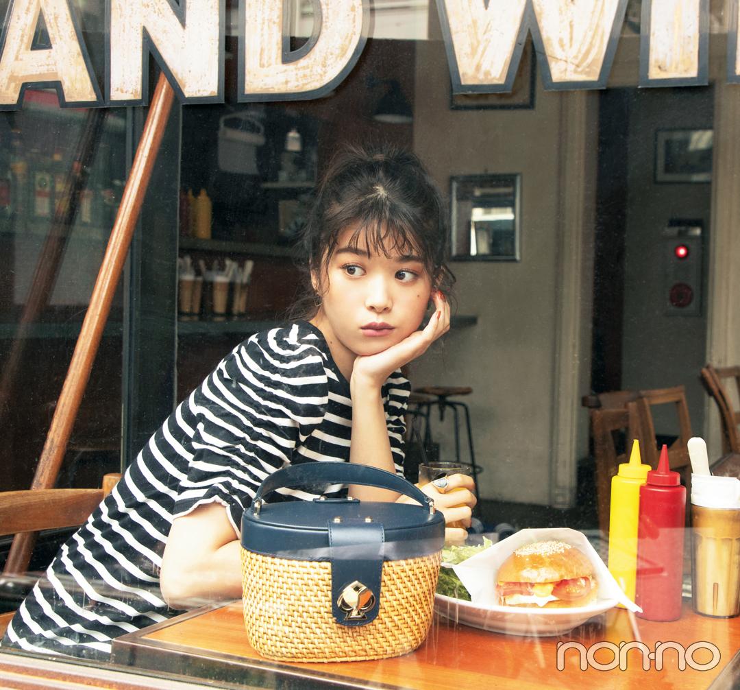 【ケイトスペードのバッグ】カゴバッグは差がつく名品♡ カフェでもSNS映え! _1_2