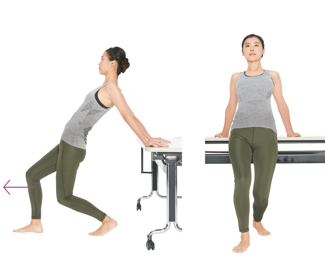 胸の筋肉をさらに伸ばし、肩甲骨を寄せるストレッチ【キレイになる活】_2_1-2