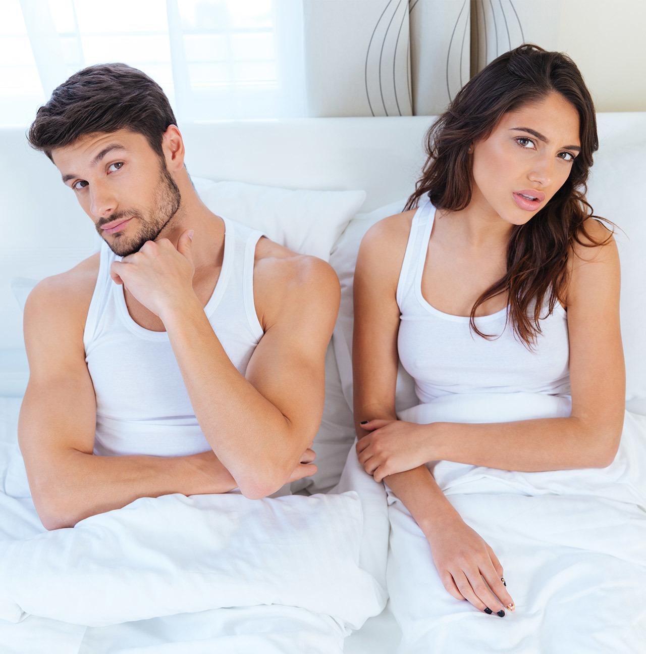 セックスレス の夫婦
