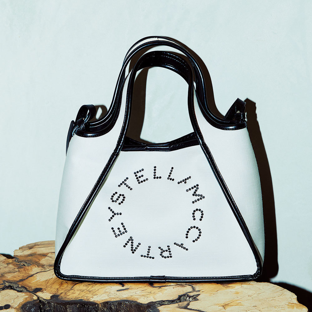 STELLA McCARTNEYのロゴバッグ