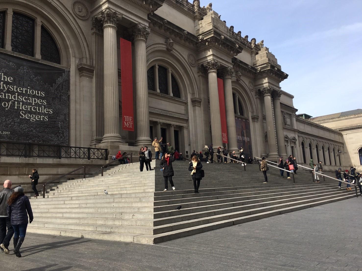 【ニューヨーク】のんびり鑑賞《MoMA・MET》_1_3-1