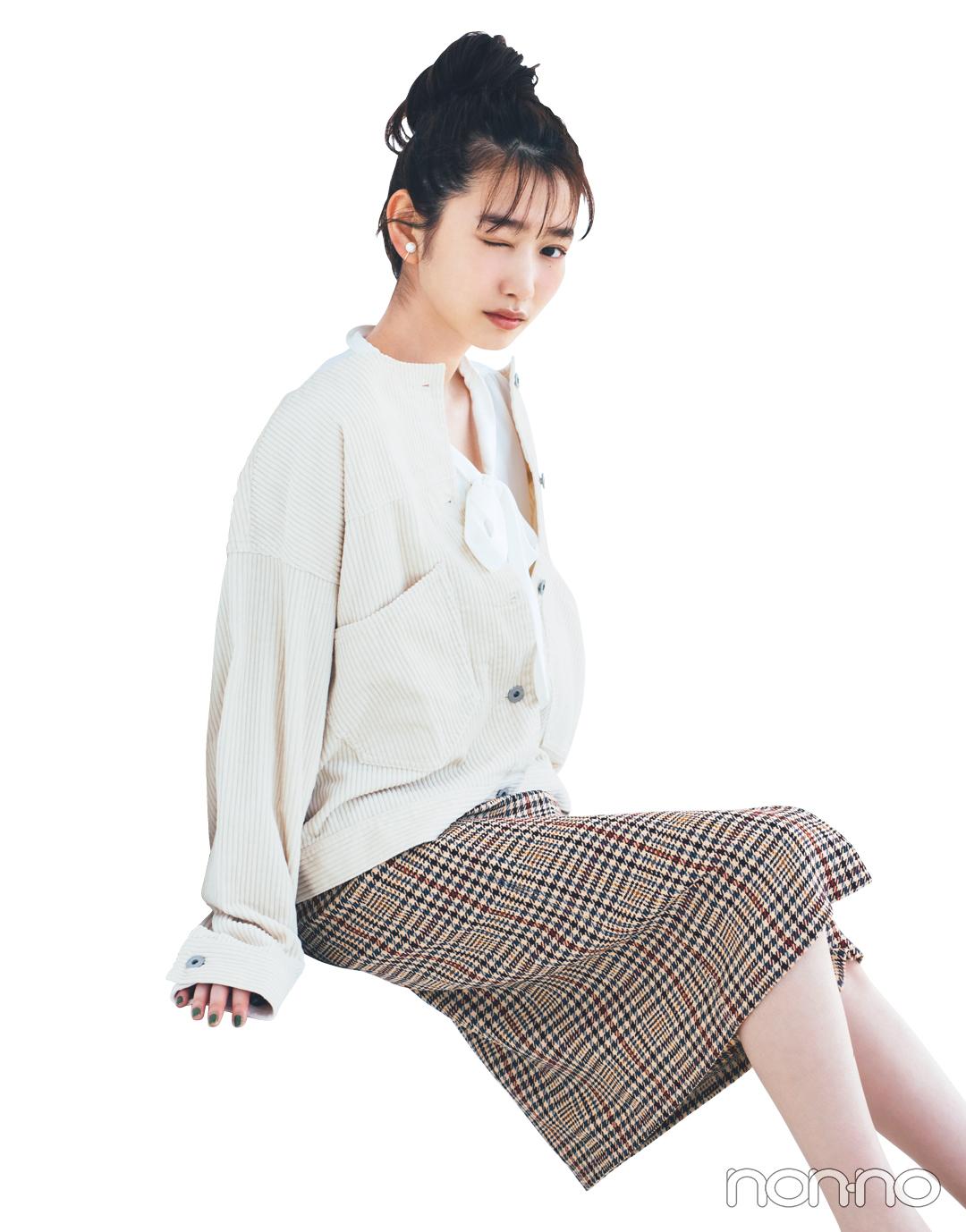 GUの秋新作スカートが神! 1990円で7通りに着回せる★_1_4-4