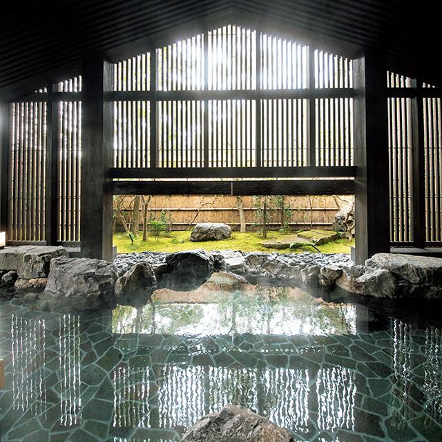 アマン京都の季節のスパで心から癒される