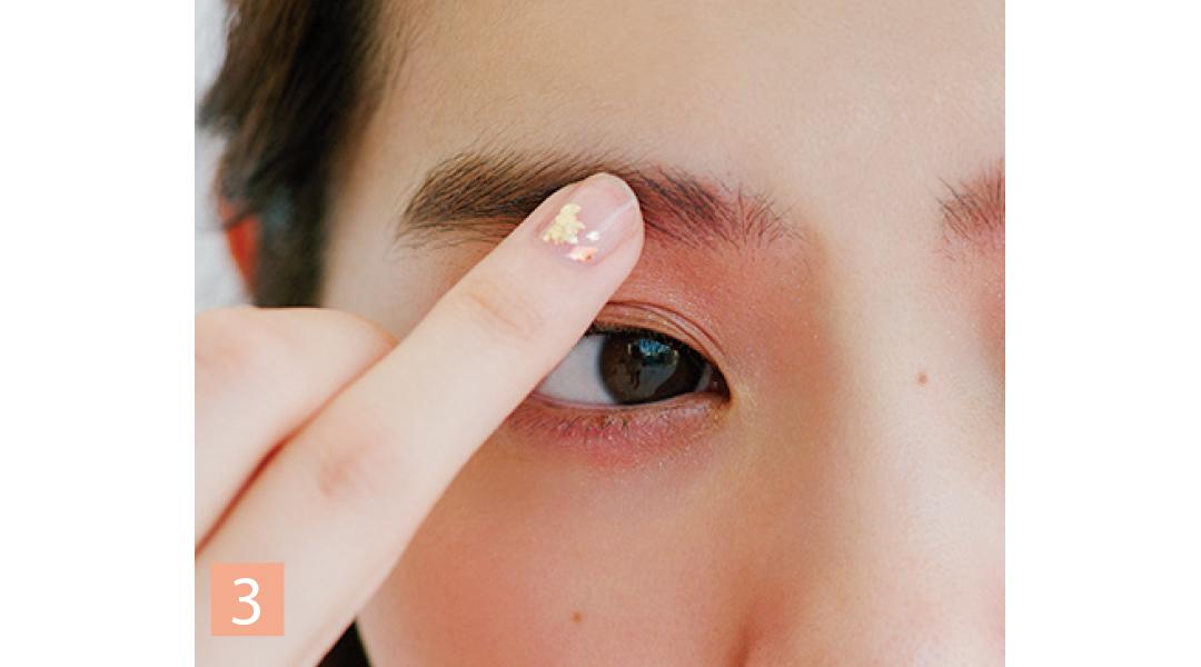 西野七瀬の+2℃メイク♡ 目と眉にじんわりピンクでおしゃれオーラが手に入る!_1_7