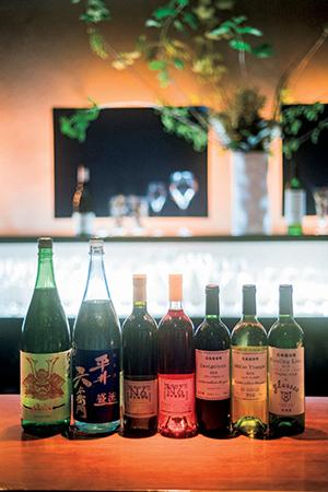 郷土の美酒と料理にくつろぐ 盛岡「glassto」_1_1-2