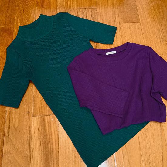 1ヶ月しか着ない半袖×秋色服は、プチプラで調達が賢い選択!_1_1
