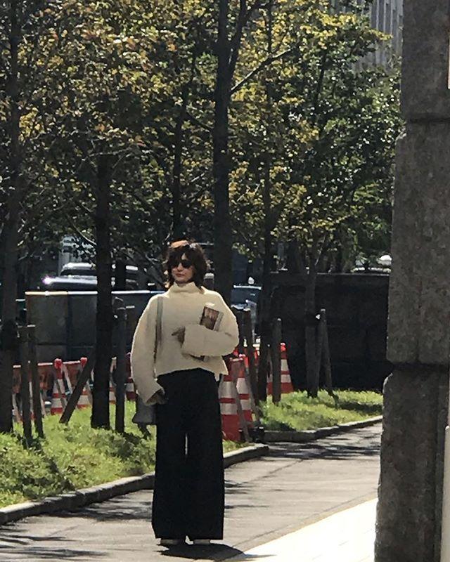 富岡さんの街歩きをパパラッチ!_1_3