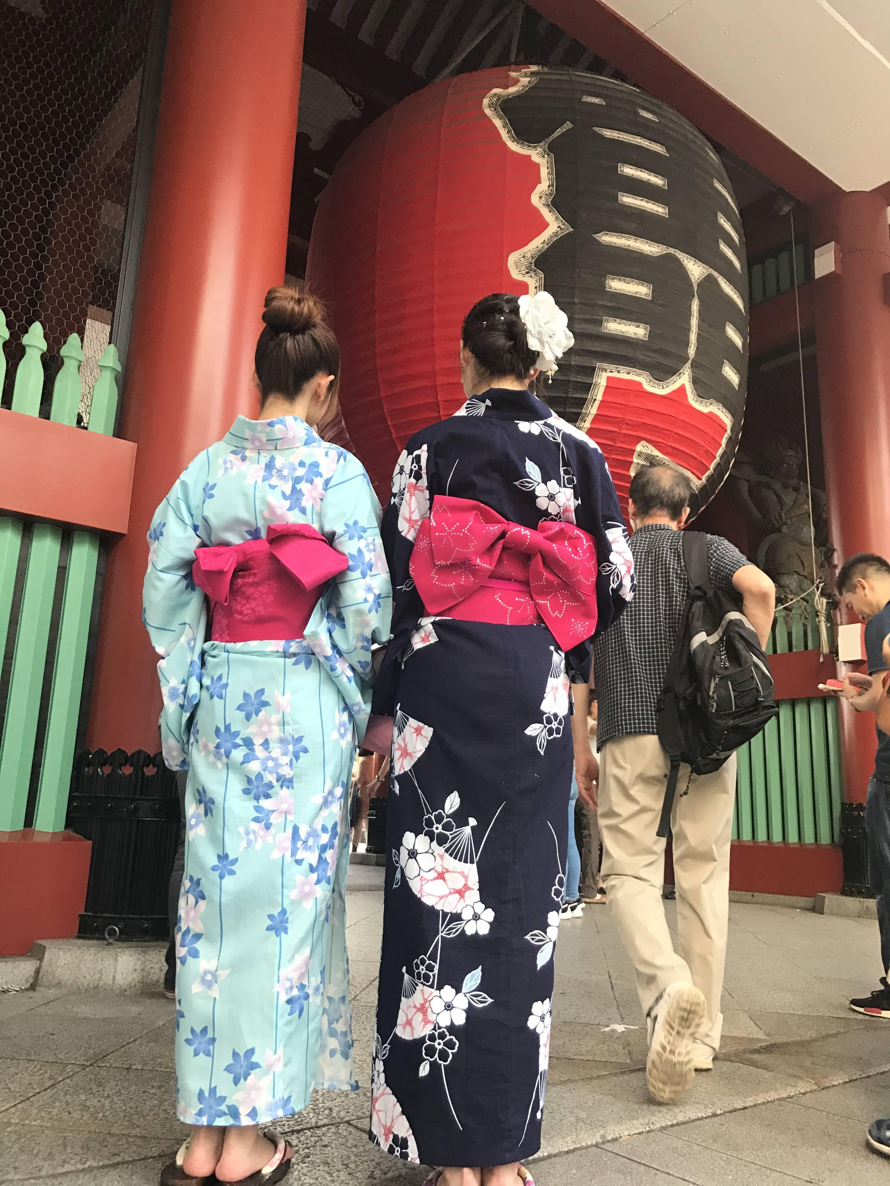 Vol.20♡ 女子大生の浴衣で浅草観光・散策プラン_1_4