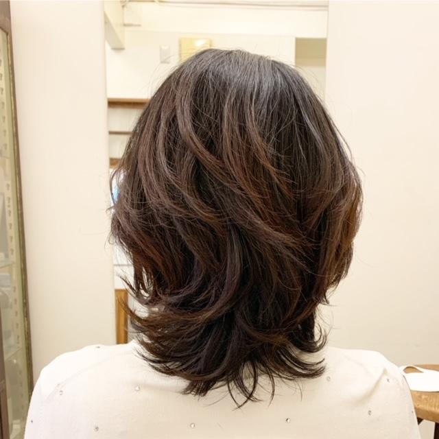 ☆くせ毛を活かす!過ごしやすいヘアスタイル☆_1_2