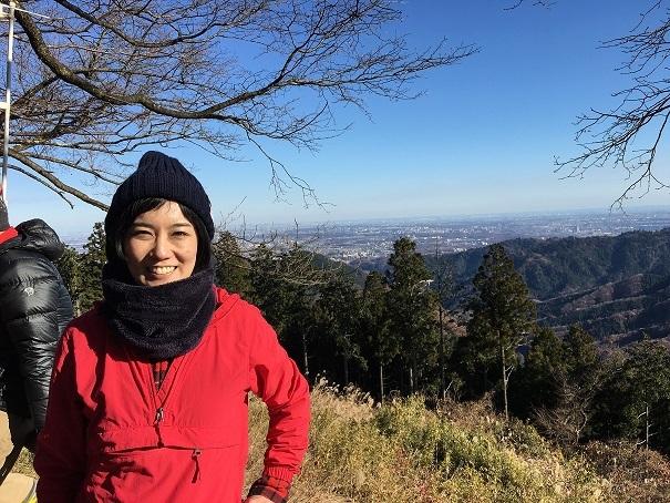 初冬のプチ登山を満喫♪お餅つきイベント@景信山_1_1