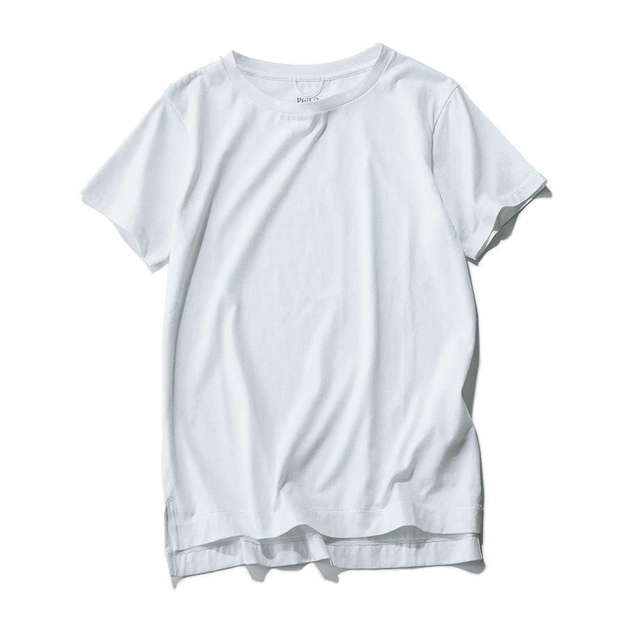Tシャツ¥8,000/エストネーション(フィル オー)
