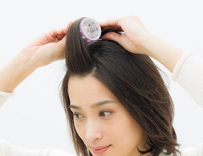 ぺったり前髪のためのスタイリングテクニック_1_2-2