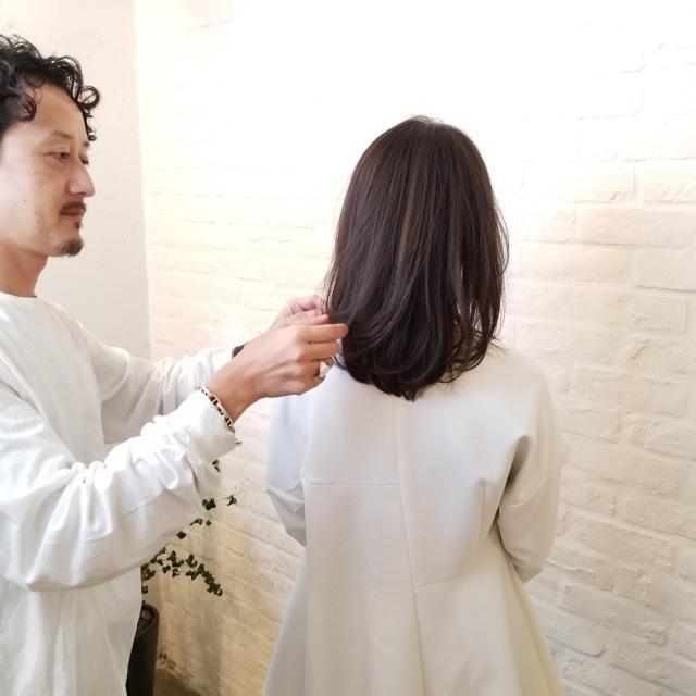 髪に悩むこの時期。立ち上がり&まとまりを叶えるトリートメント!!_1_1