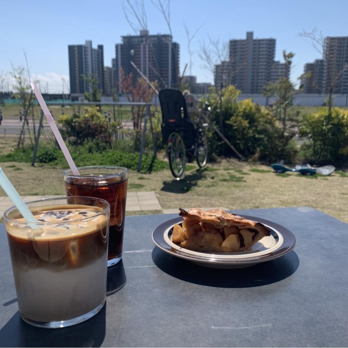 【幕張base】お洒落なカフェみーっけ!_1_3