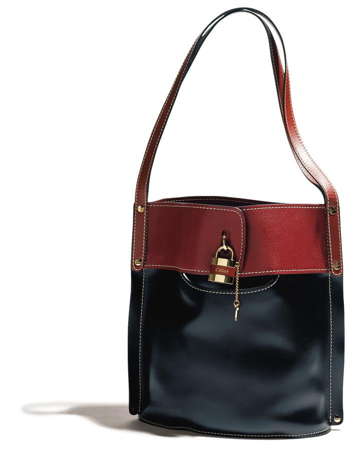 ファッション クロエのバケットバッグ「アビー」
