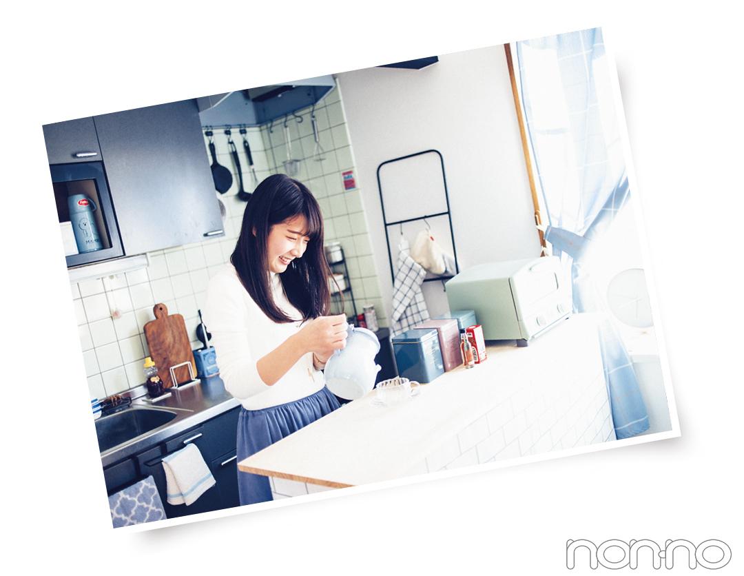 ニトリのカラーボックスをキッチンカウンターに! 必見★センスのいい部屋の配色&DIY_1_5
