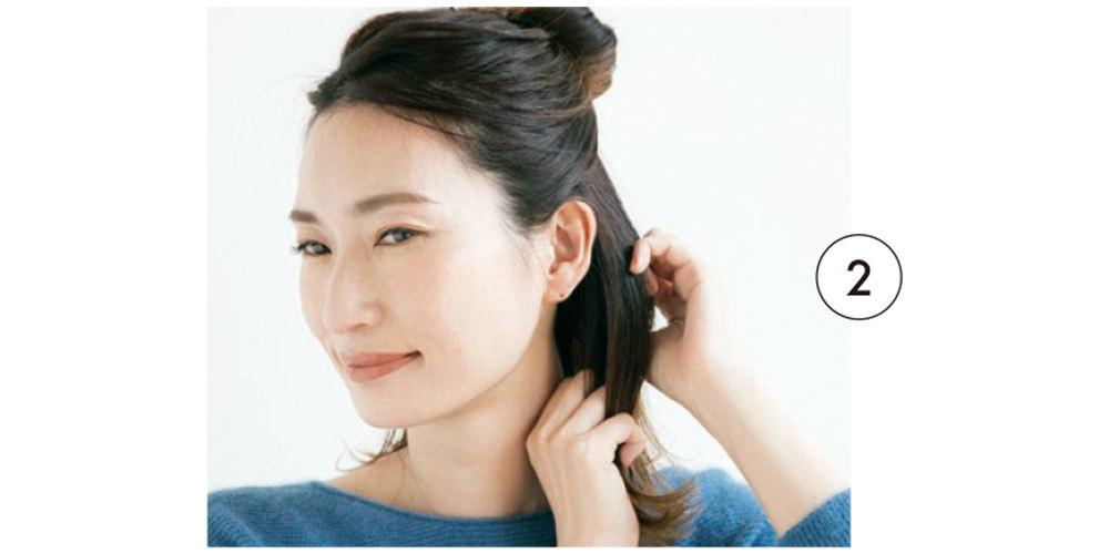 普通毛〜太毛・毛量多めの人のためのヘアオイル3