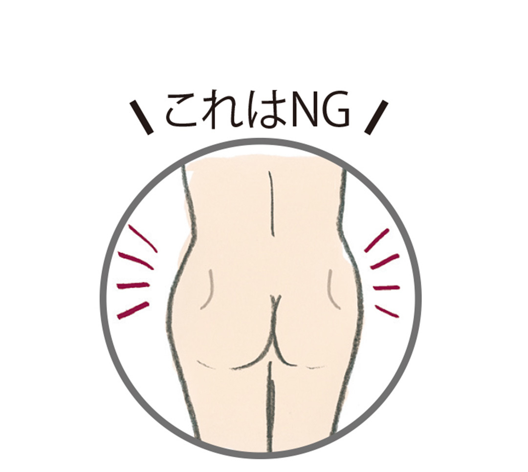 1日24秒! 冷え、便秘、下半身やせ…一気に解決の「肛筋エクササイズ」って?_1_6-2