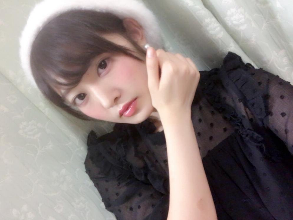 ベレー帽deヘアアレンジ♡_1_2
