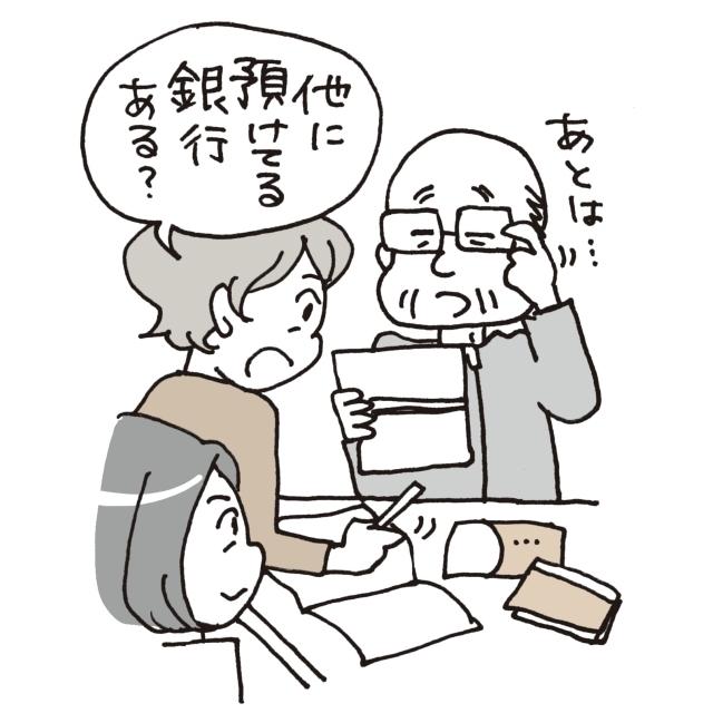 「親の財産」をしっかり把握する