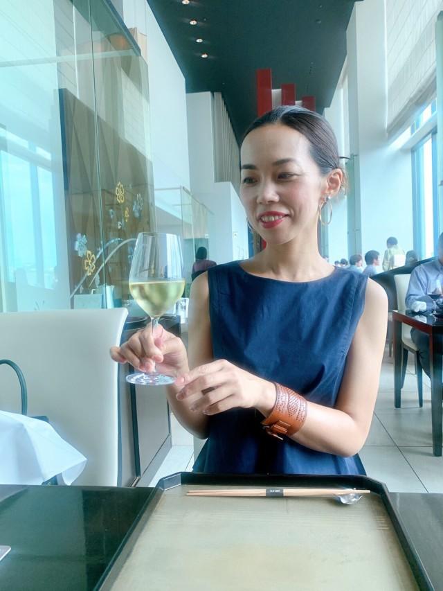 CONRAD東京「風花」日本料理・創作和食で女子会ランチ_1_2