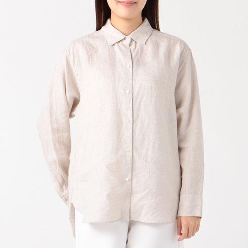 MICA & DEAL リネン2WAYシャツ