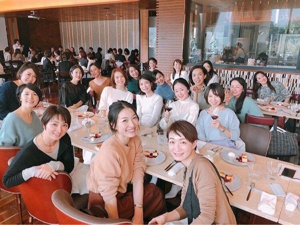 美女組メンバー大集合!年に1度のキックオフ会_1_1-2