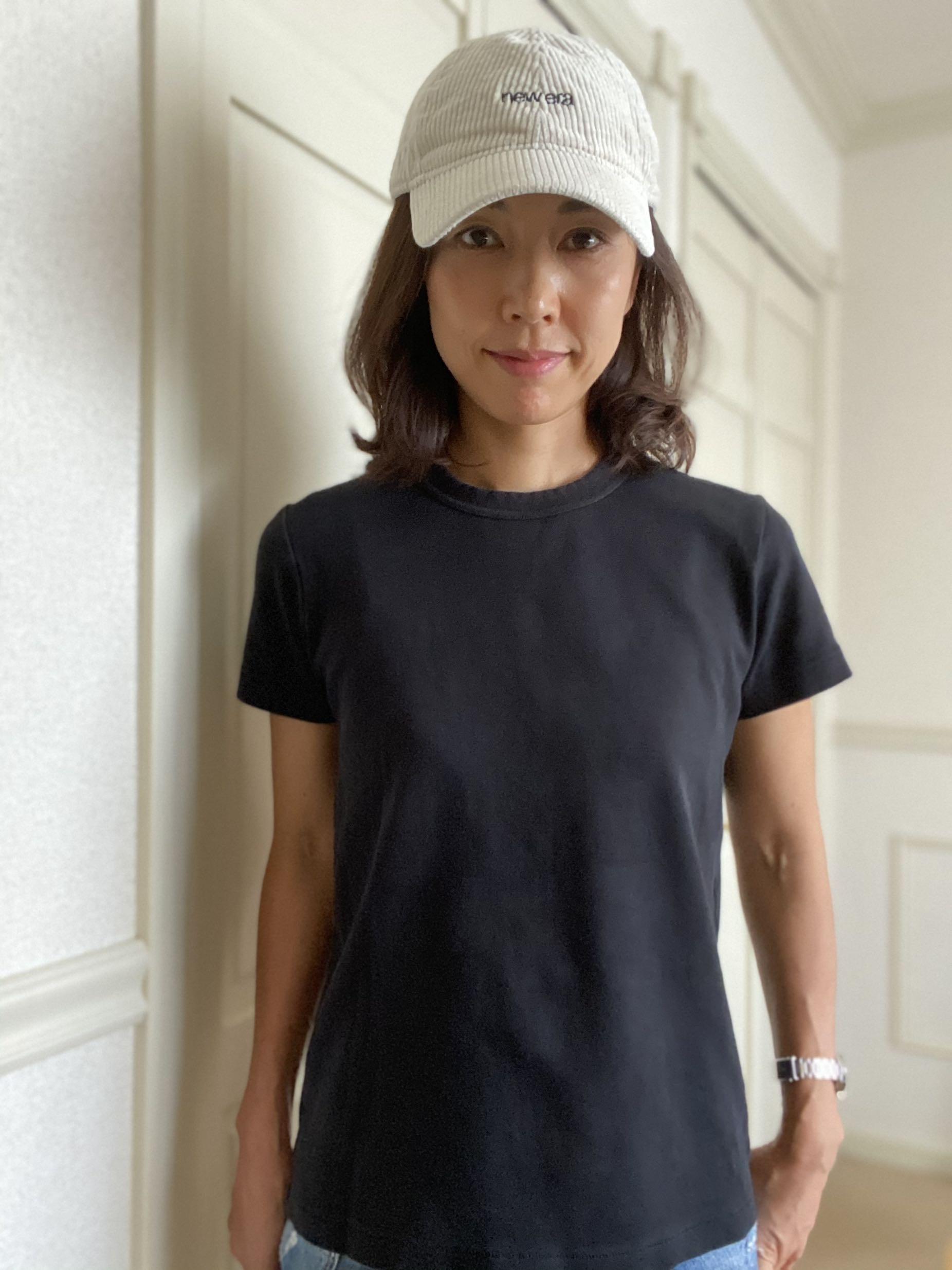 UNIQLOのTシャツは出番多し♩_1_2