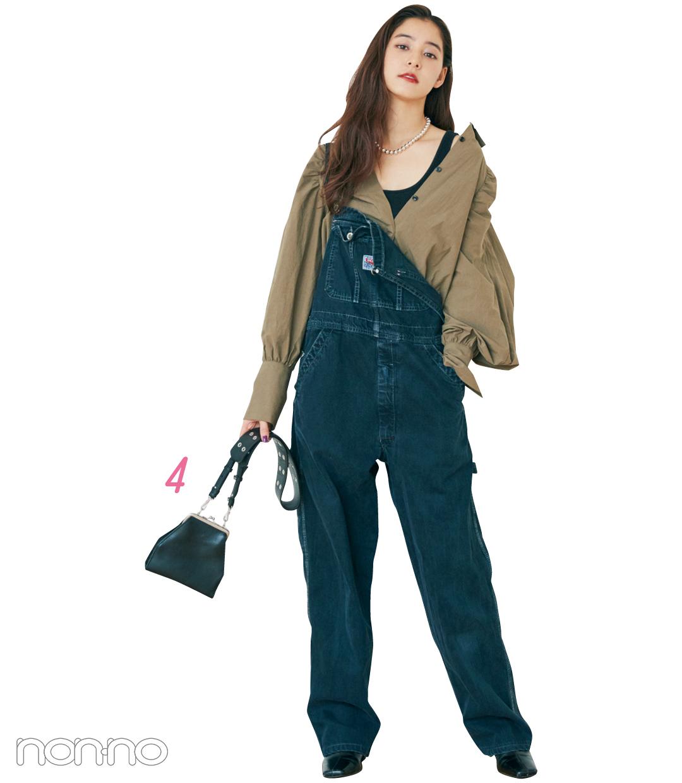 新木優子のおしゃれセンスは本物! 私服シャツの6通り着回しに脱帽★【着回しコーデ】_1_3-4