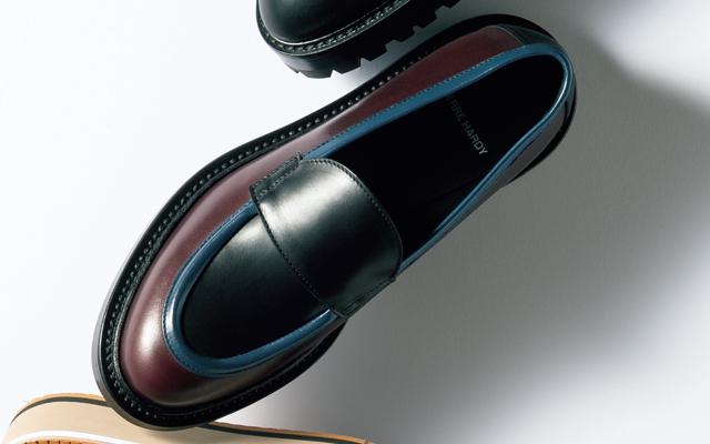 ピエール アルディの靴