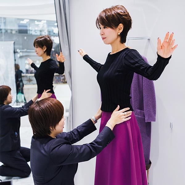 <日本橋三越>パーソナルショッピングサービスにトライ!【大人のための新ショップ in Tokyo】_1_2-2