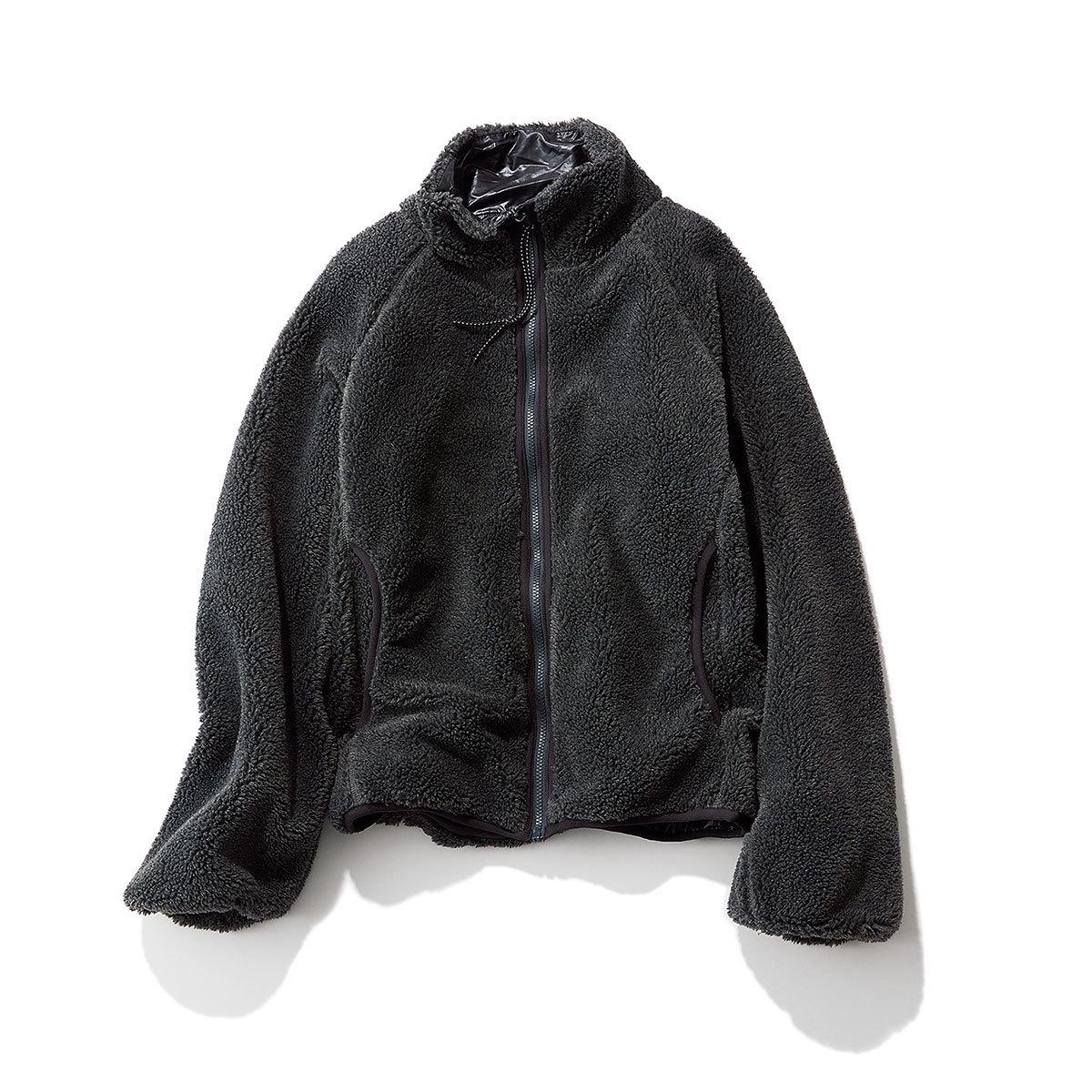 ブルーバード ブルバードのボアジャケット