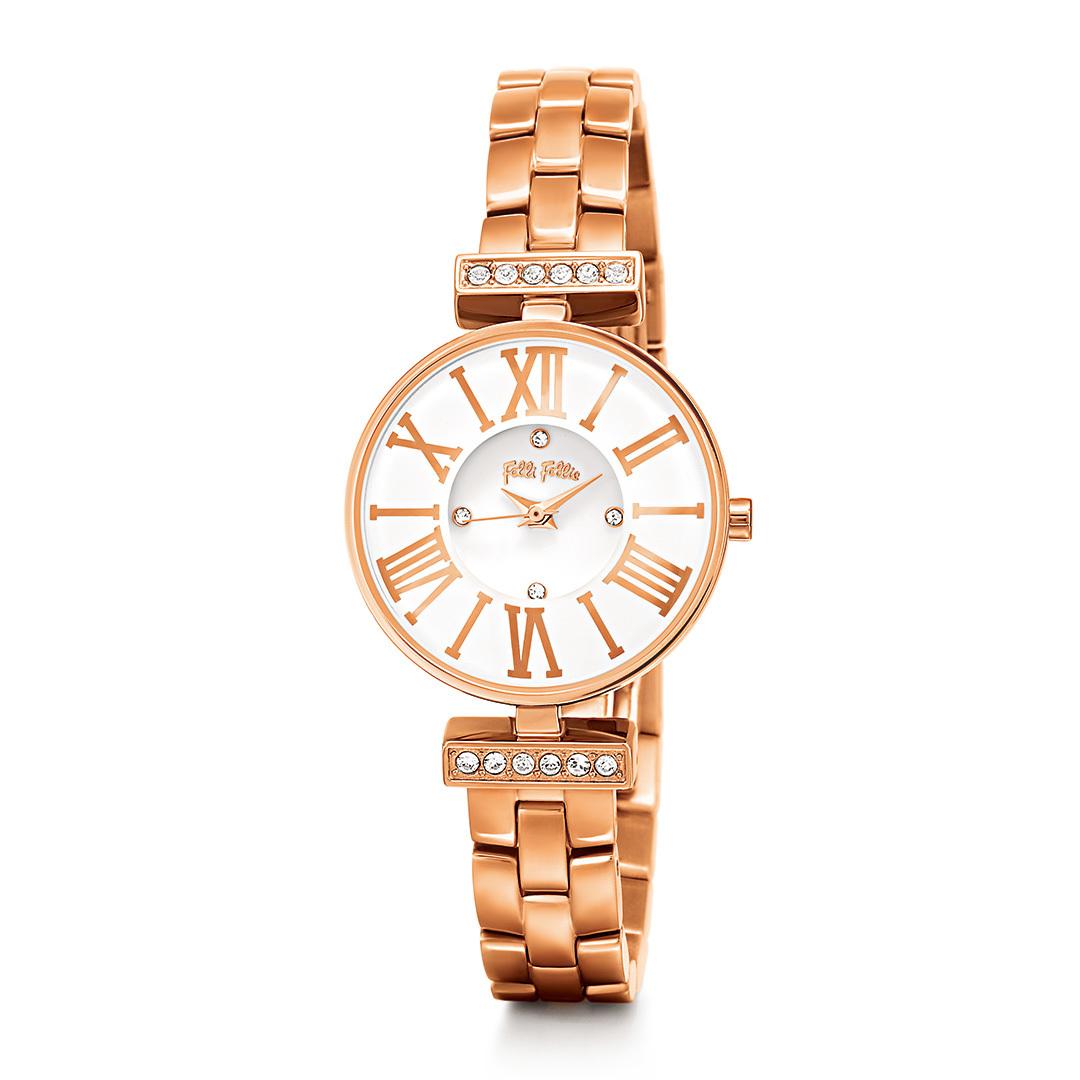 可愛いままで大人♡ のクリスマスプレゼントならフォリフォリのフェミニン腕時計_1_2-2