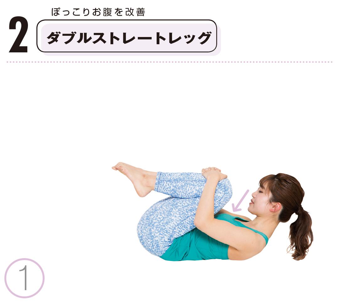 1日5分でOK! 体幹トレーニングダイエットのやりかた教えます★専属読モが実践!_1_2-4