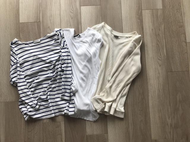 少ない服で毎日のスタイルを楽しむ【40代 私のクローゼット】_1_2