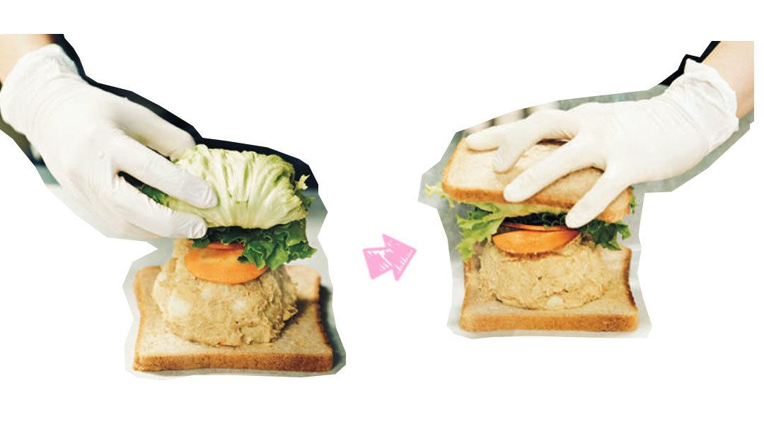 TOKYOフォトジェCafe③サンドイッチが可愛い♡ポタスタ_1_3