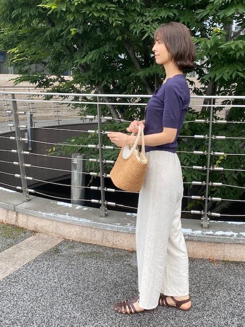 【アラフォーヘアスタイル】ミディアムボブ_1_3
