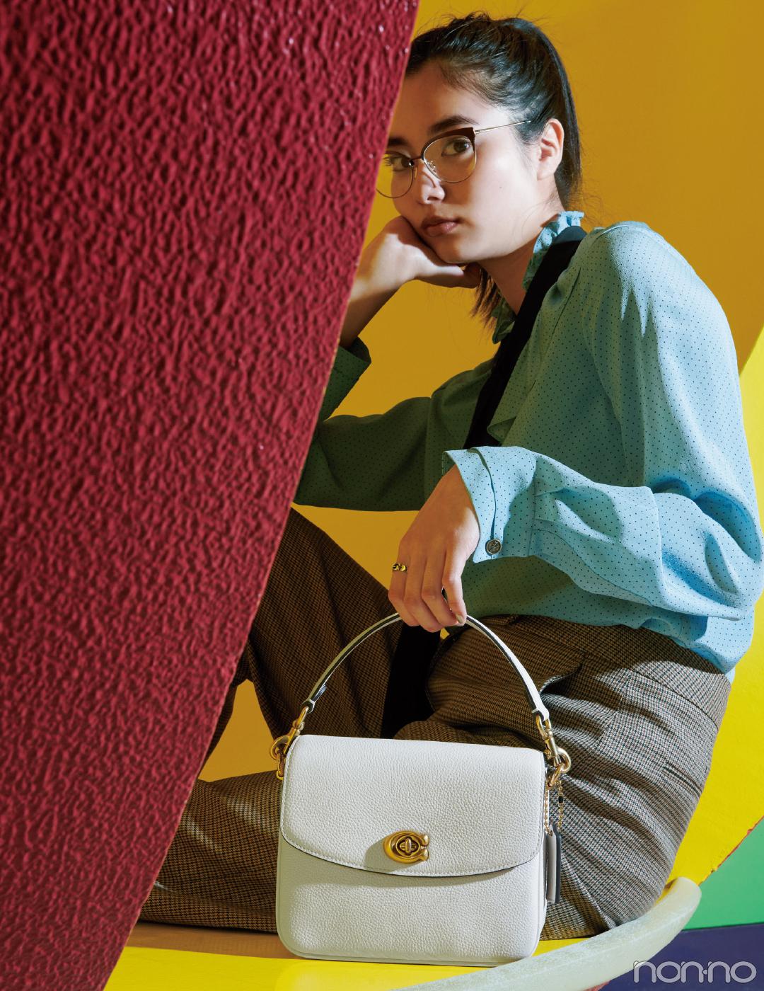 コーチのバッグ、買うなら「小さめ」が新しい! 【20歳からの名品】_1_2