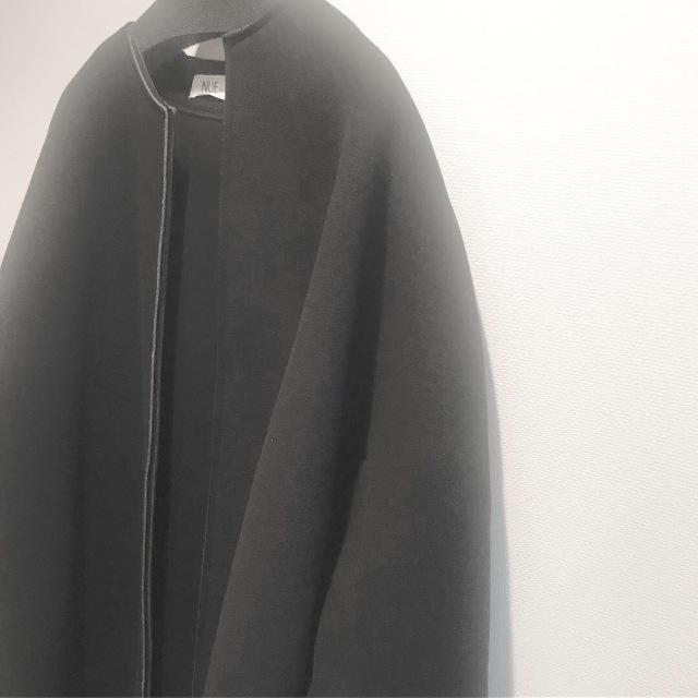 新しいコートに華やぐブローチをPut On_1_1-2