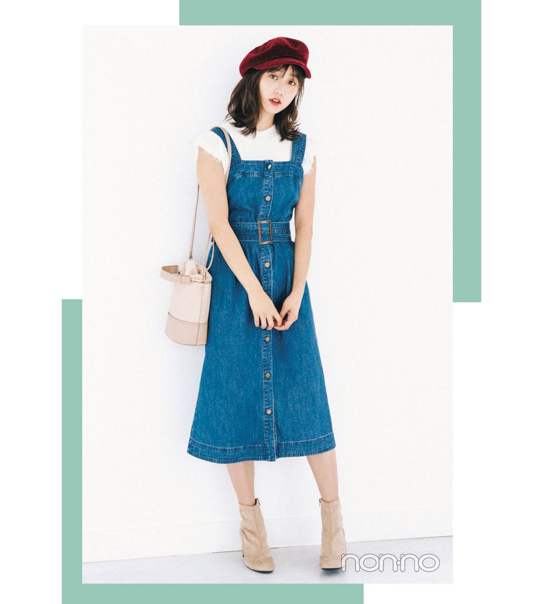 今から着られる♡ スナイデル&ユニクロ他、人気ブランドの秋新作を先取り!_1_2-4